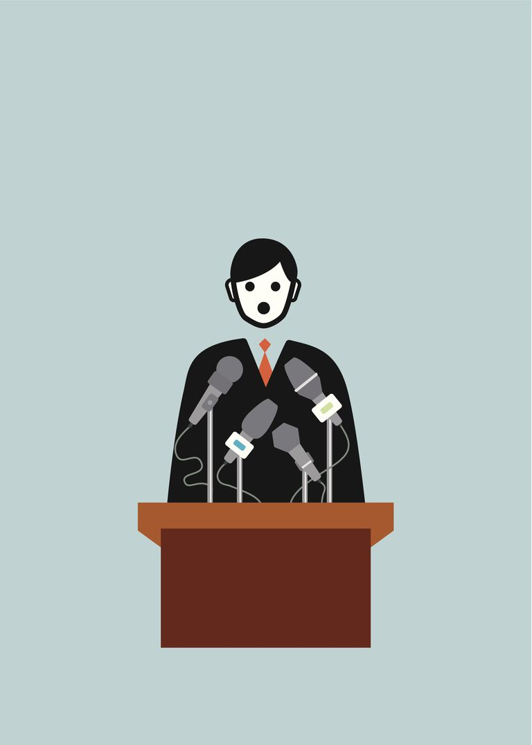 Freelance Writer: Write Speeches for Money--How To