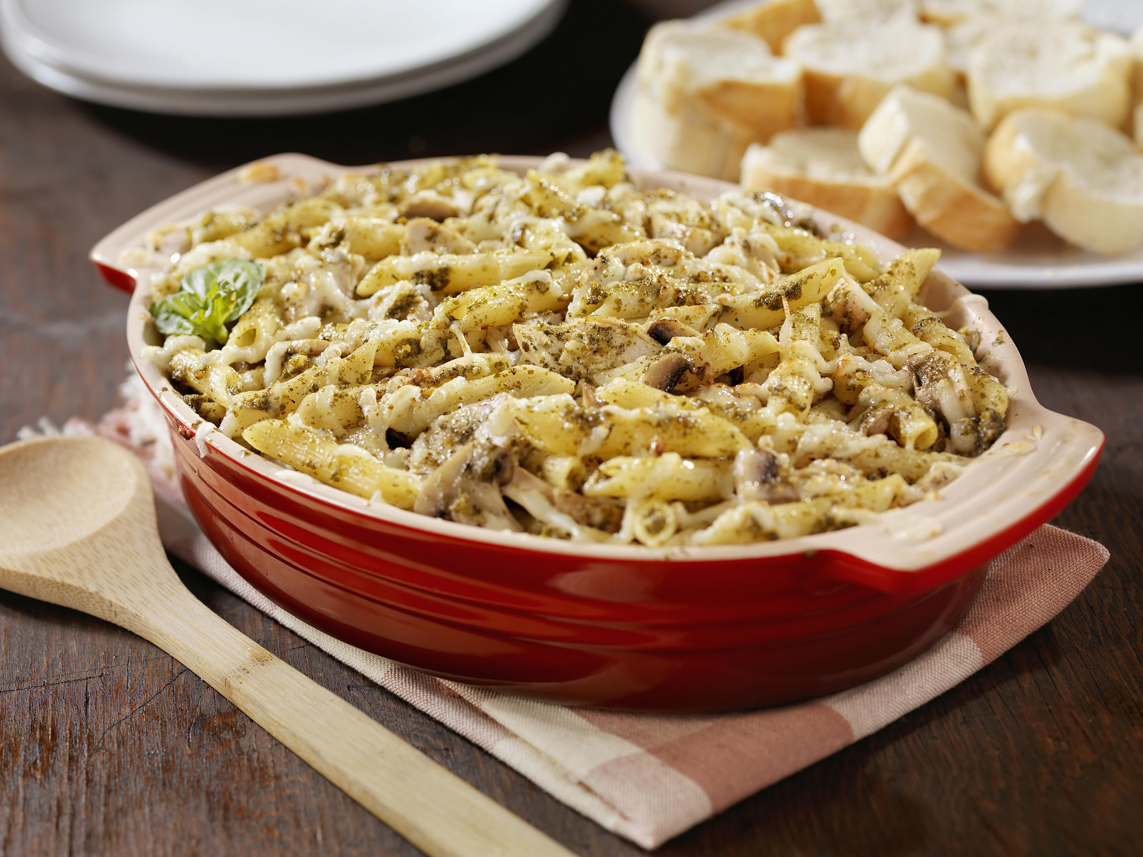Tuna Alfredo Casserole Recipes
