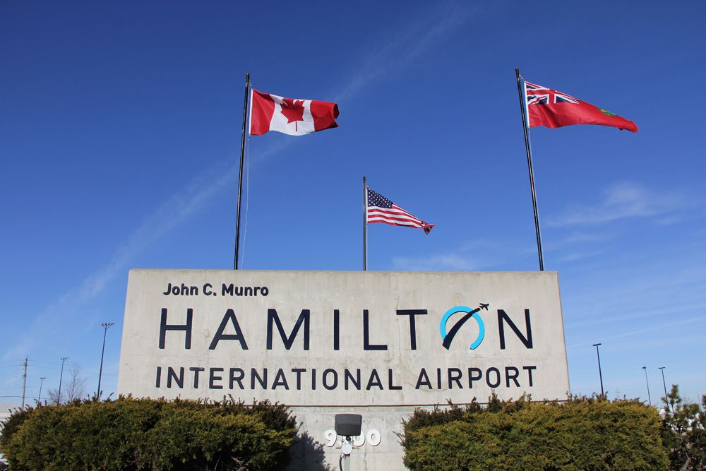 hamilton international airport ontario canada. Black Bedroom Furniture Sets. Home Design Ideas