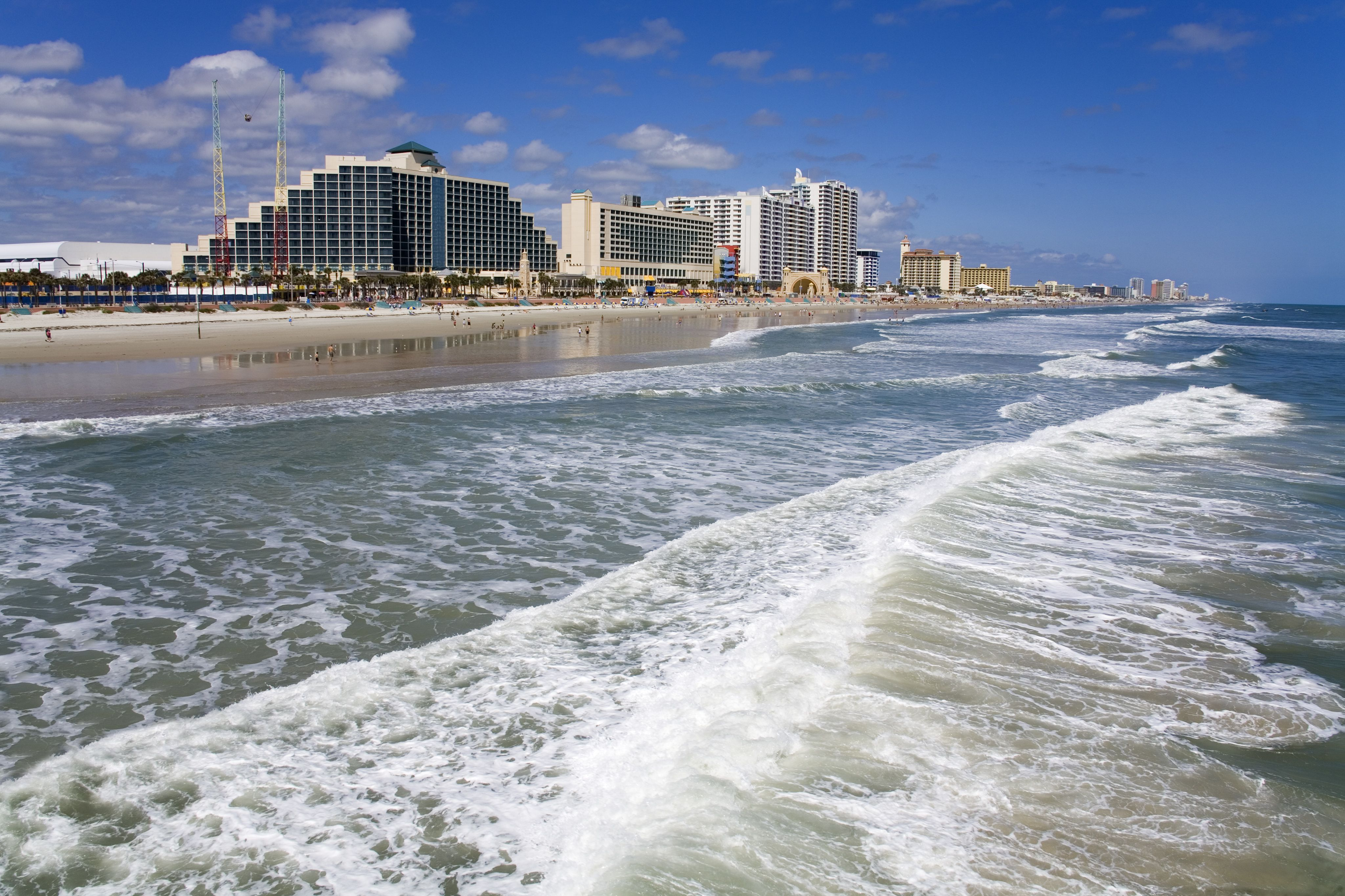 Daytona Beach  Day Weather