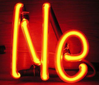 Neon is the element that is atomic number 10 on the periodic table.