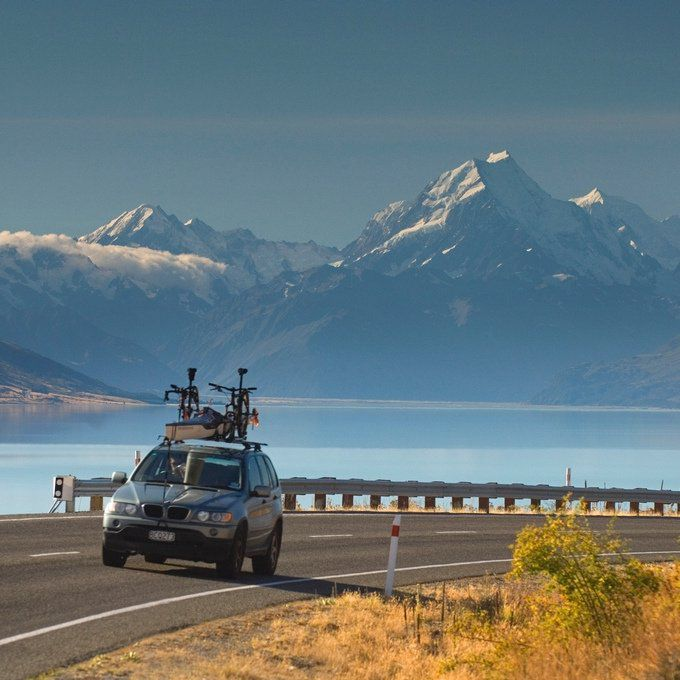 Adventure on wheels