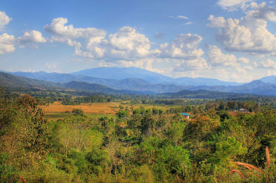 Pai countryside, Thailand