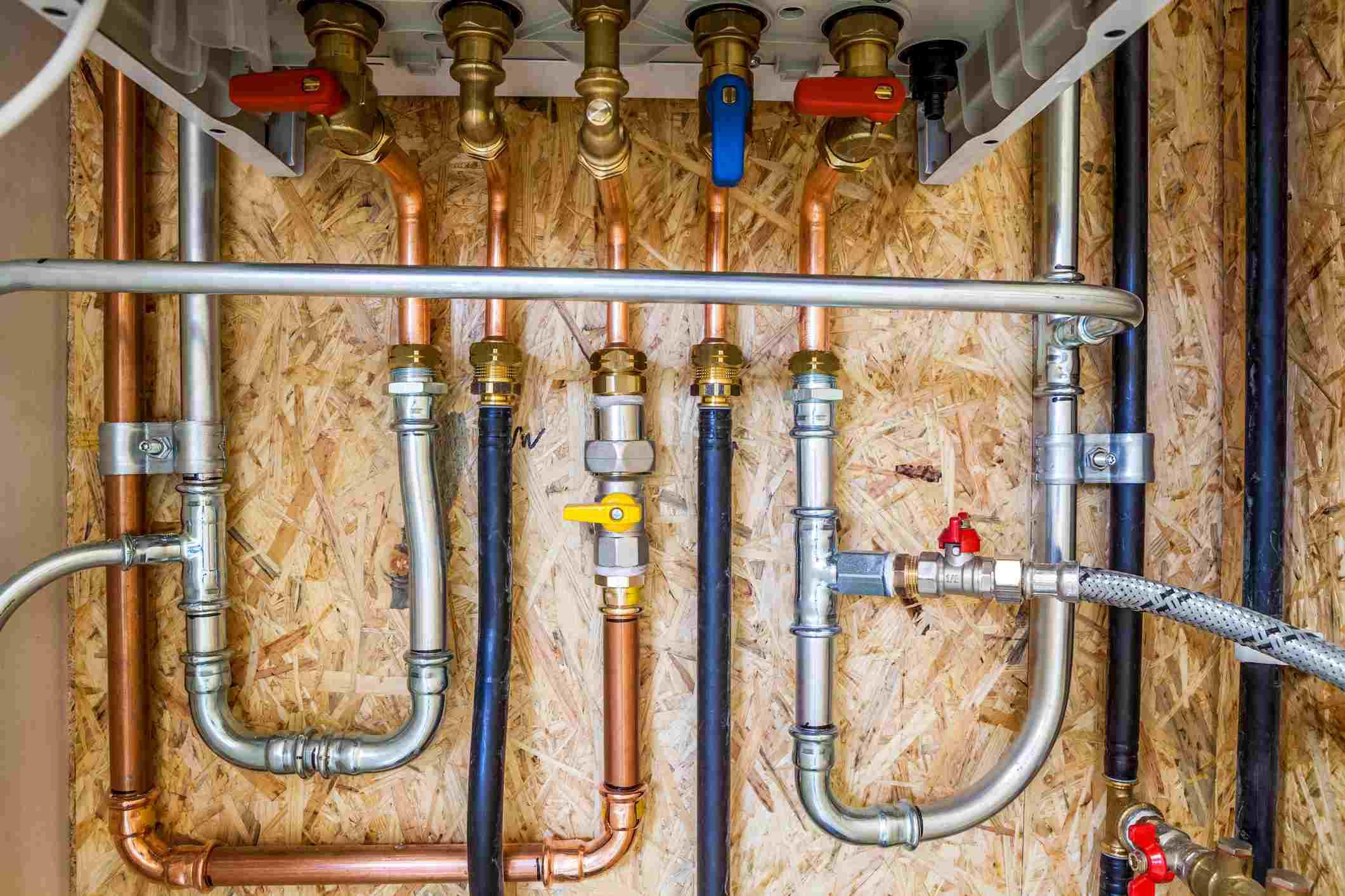 Cómo instalar un calentador de agua