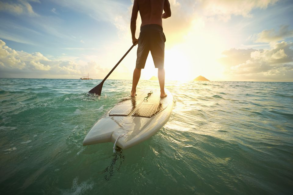 Surfer heaven on Oahu's North Shore