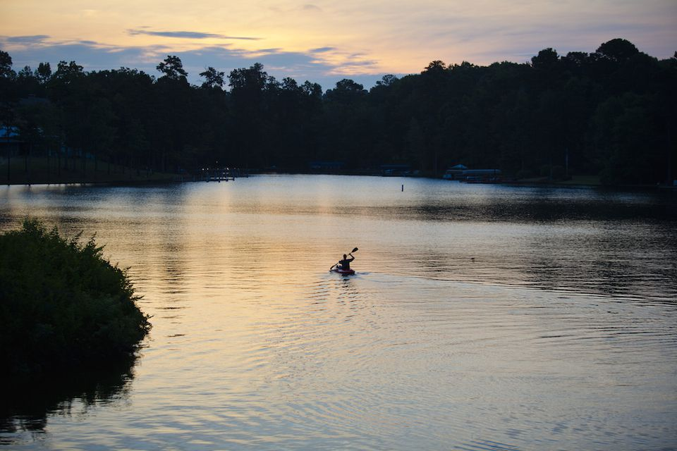 Atlanta Area Lakes And Beaches