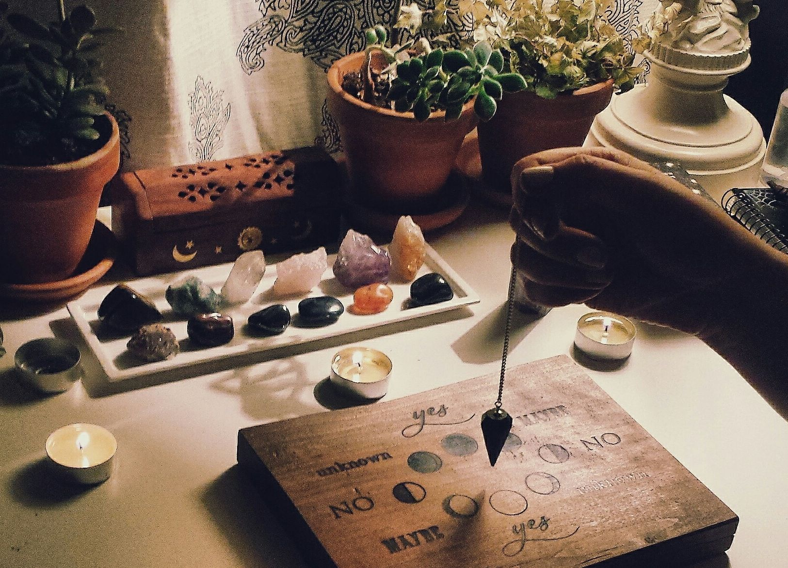 how to use dowsing to improve the house feng shui