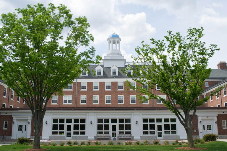 Carmichael Hall at Tufts University