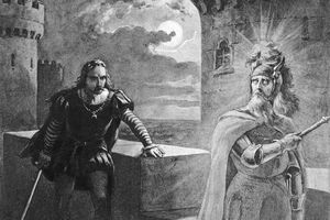 an analysis of the tragic hero of king lear in a play by william shakespeare Both king lear and gloucester are foolish in their haste to  shakespeare is  known for utilizing his plays to send.
