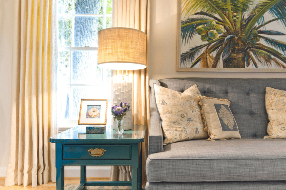 Modern Meets Tropical in This Adorable California Cottage