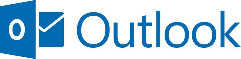 Microsoft Outlook logo.
