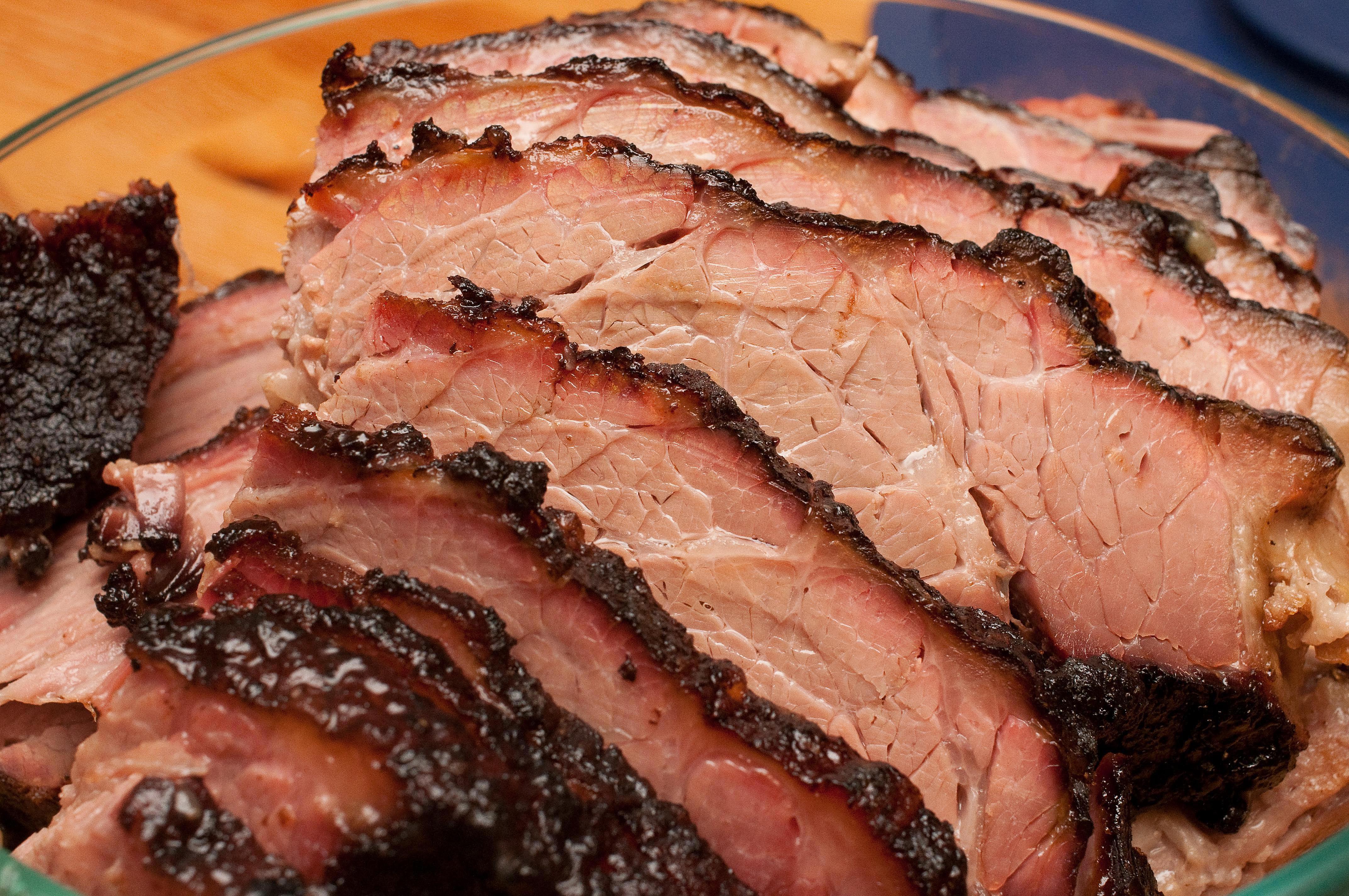 Texas Style Smoked Brisket Recipe