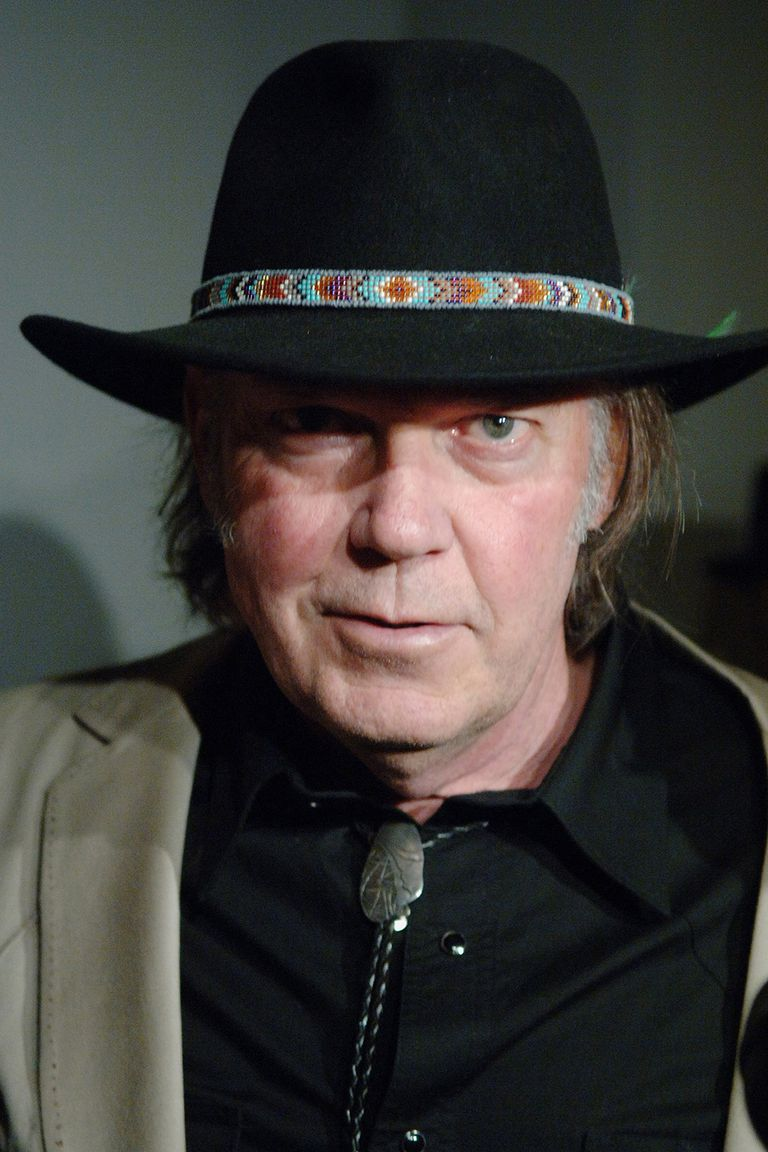 Neil young sunset strip