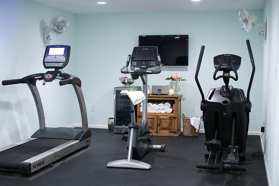 Home gym ideas  29 Creative Home Gyms Ideas