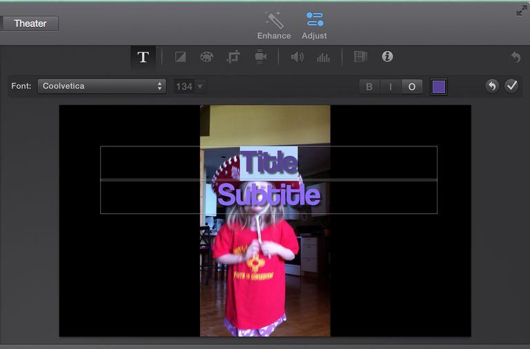 Tolle Videovorlagen Für Imovie Fotos - Dokumentationsvorlage ...