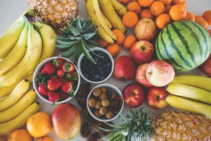 Fruits vegetables and healthy diet assorted fruit thecheapjerseys Choice Image
