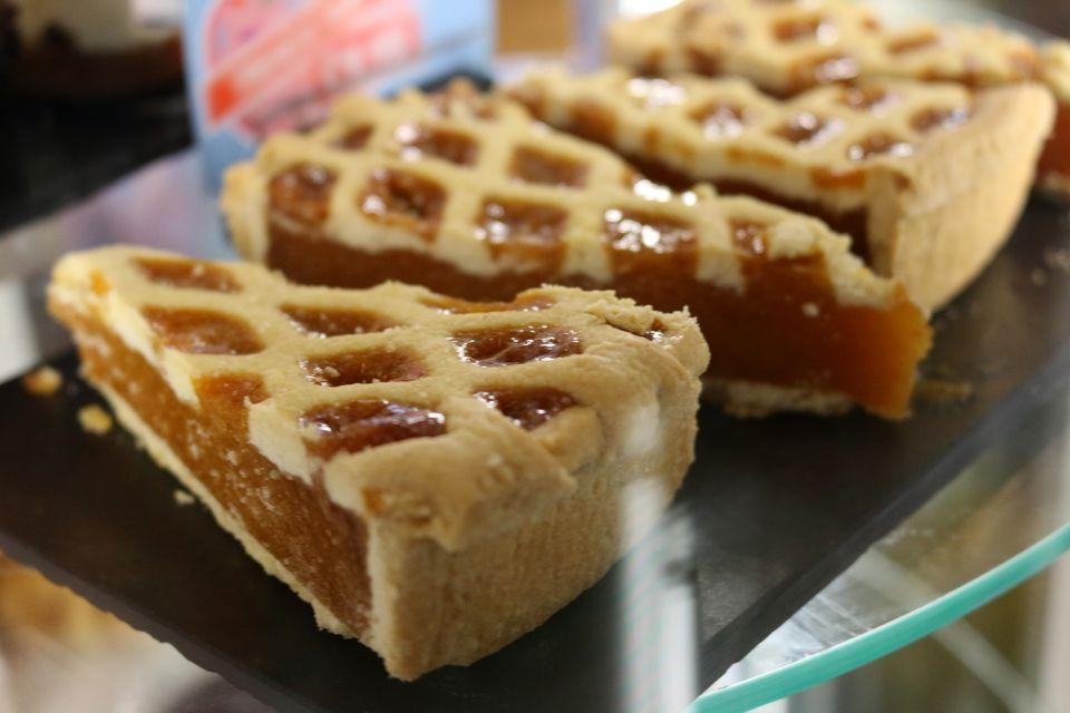 treacle tart slices