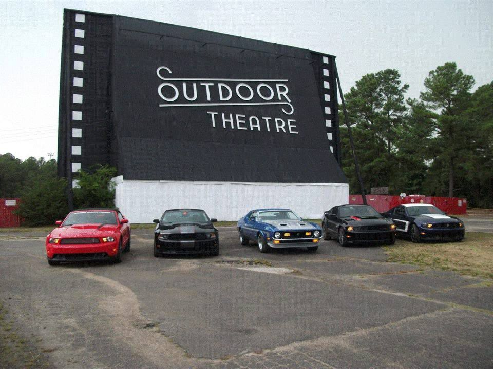 Raleigh Road Outdoor Theater