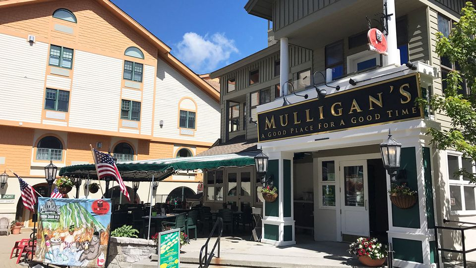 Mulligan's, Stratton