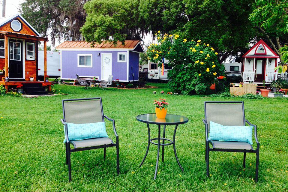 Tiny House Community Florida Orlandolakefrontth