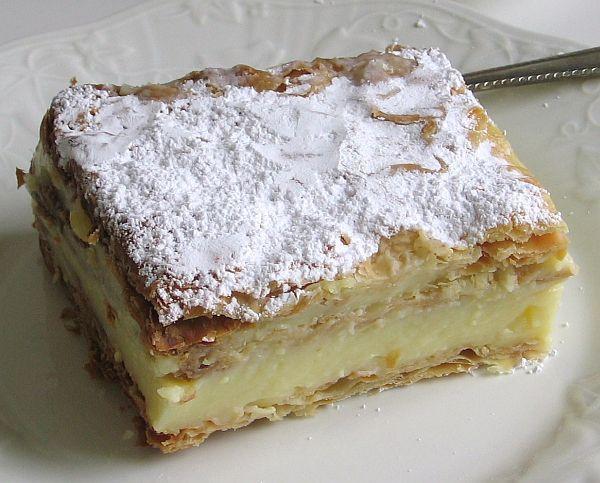 Kremowka Cake Recipe