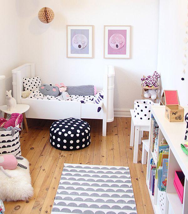 Scandinavian Style Kids Room: The Nordic Nursery: Kids Rooms With Scandinavian Style