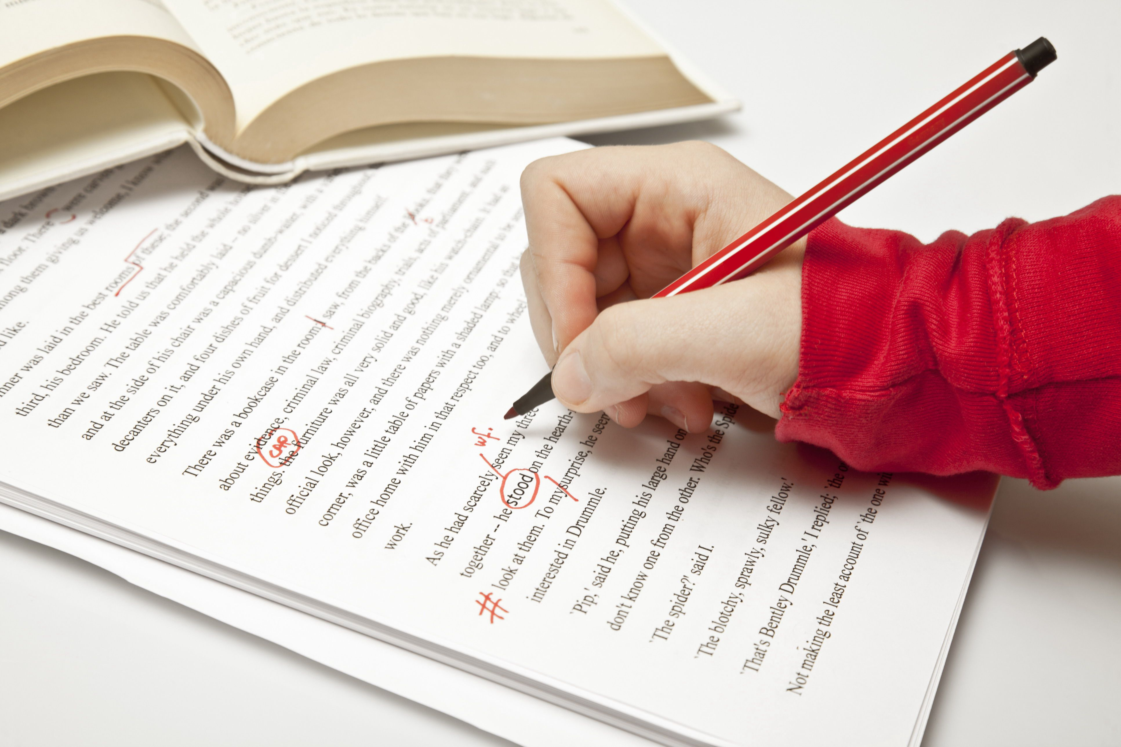 proofreading strategies in composition what are the best ways to proof effectively