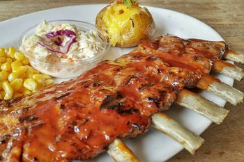 Apple Barbecue Sauce Something Different For Your Pork