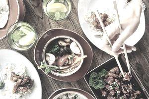 healthy restaurant concept
