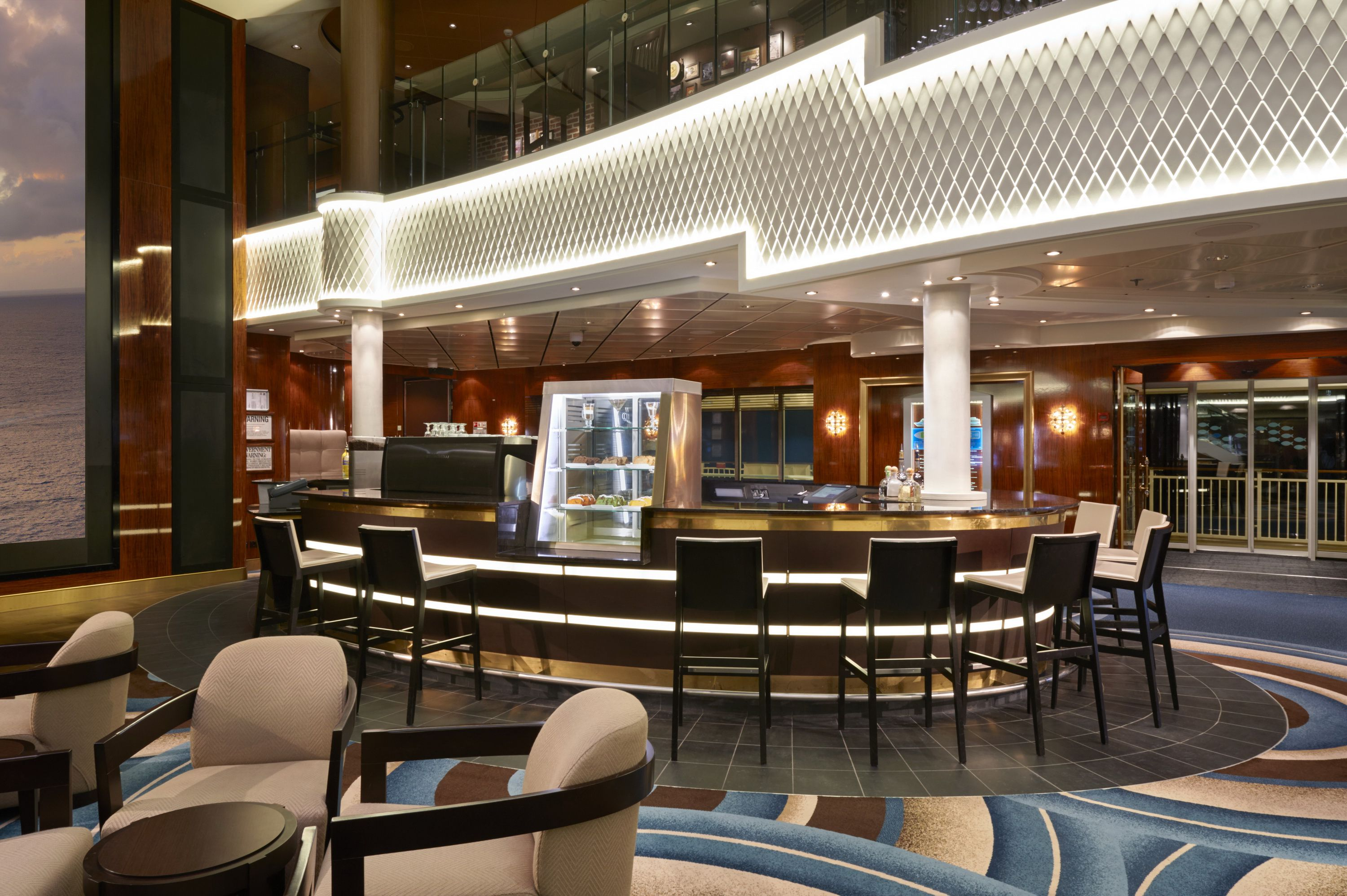 Norwegian Gem Cruise Ship Bars And Lounges