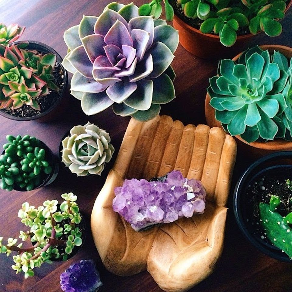 feng shui use of crystals and stones