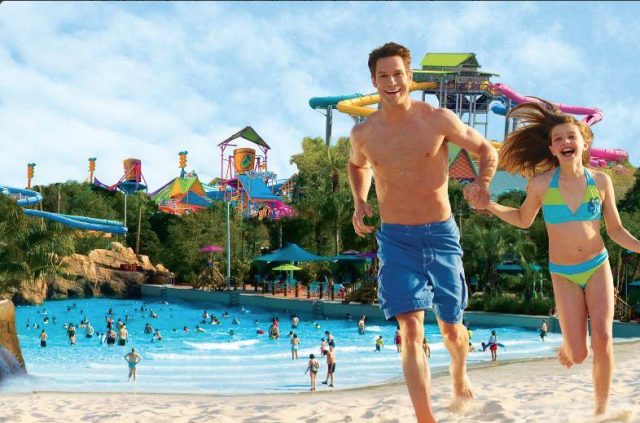 Aquatica at SeaWorld San Antonio