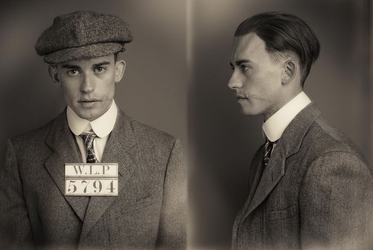 Was your ancestor a wanted criminal? Search criminal and prison records online.