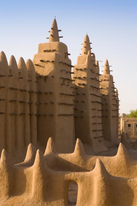 Grande Mosque, Djenne, Mali