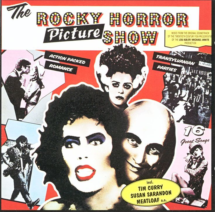 Rocky Horror Picture Show Soundtrack