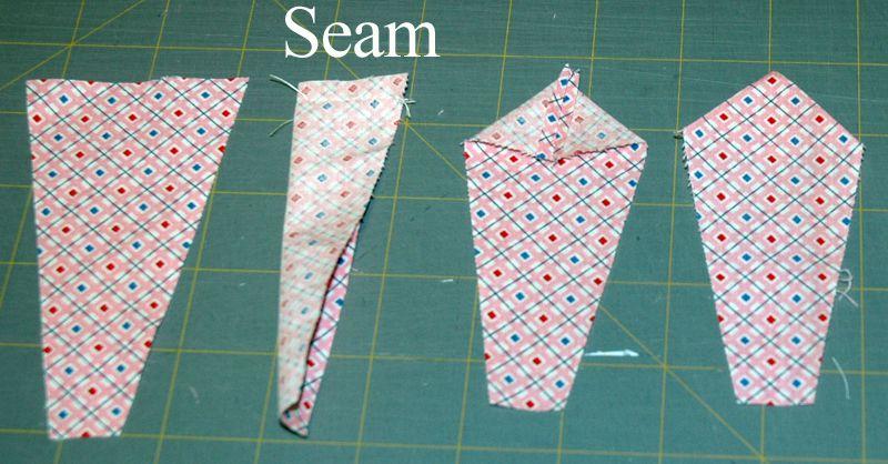 Easy Dresden Plate Quilt Blocks