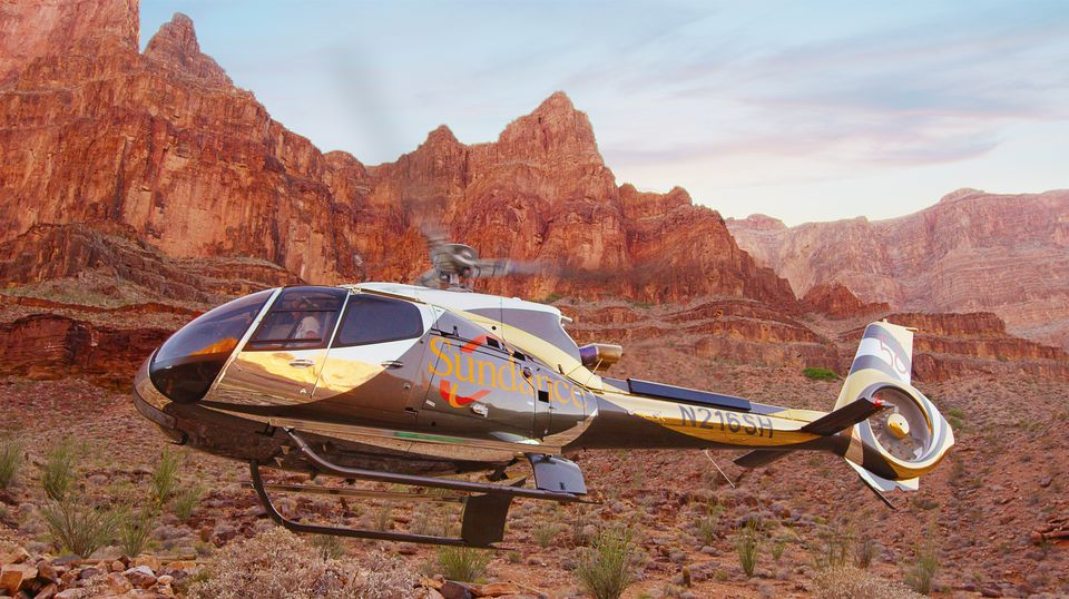 Sundance Helicopter