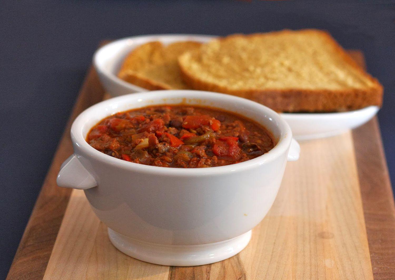 Veggie Chili Recipe Slow Cooker