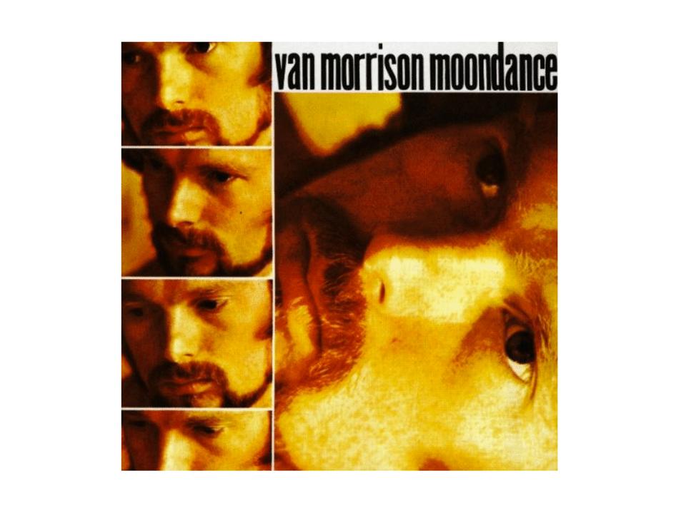 moondance album cover