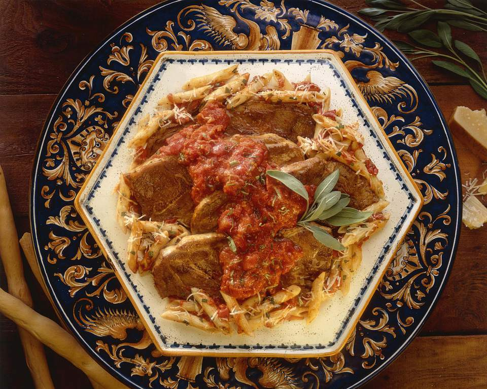 Crockpot Italian Pork Chops