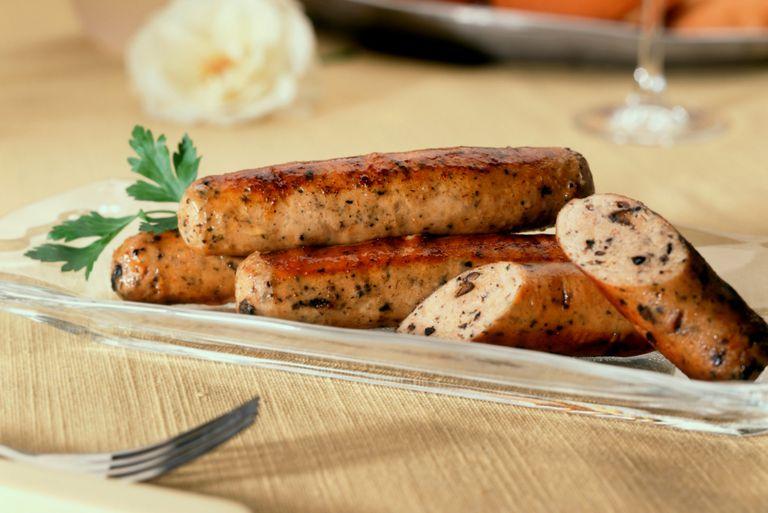 Healthy Chicken Sausage