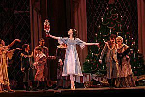 Nutcracker NM Ballet Company