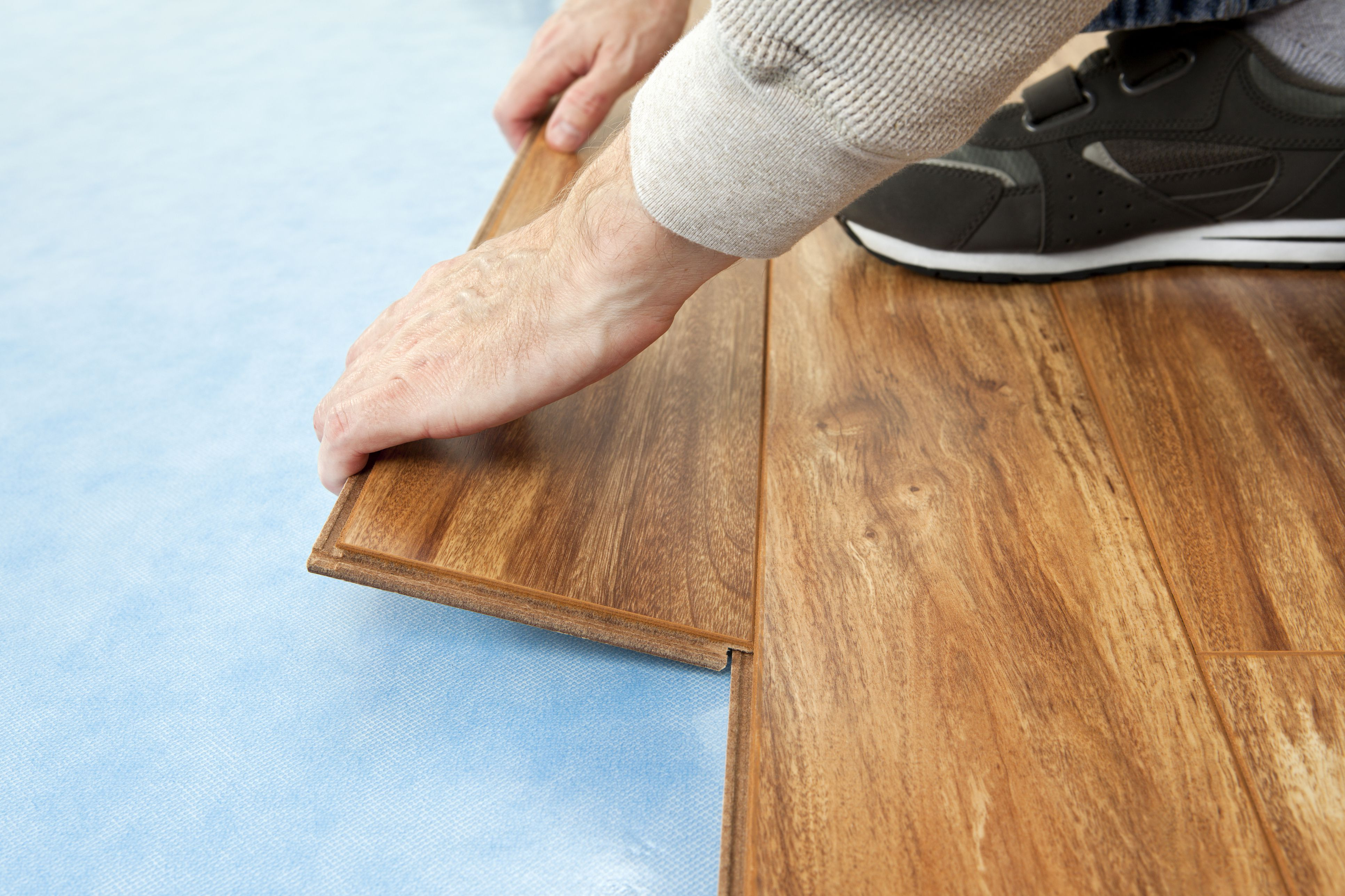 Install cement board underlayment for tile flooring how floor underlayment can act as sound barrier dailygadgetfo Images