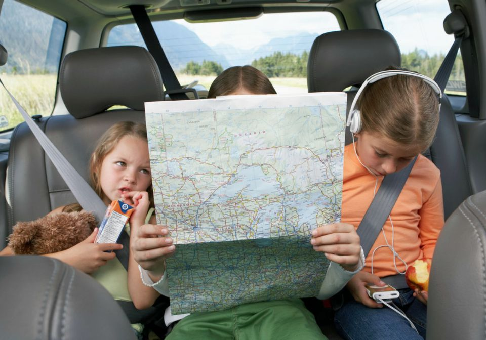 Road Trip Hacks for Family Vacations