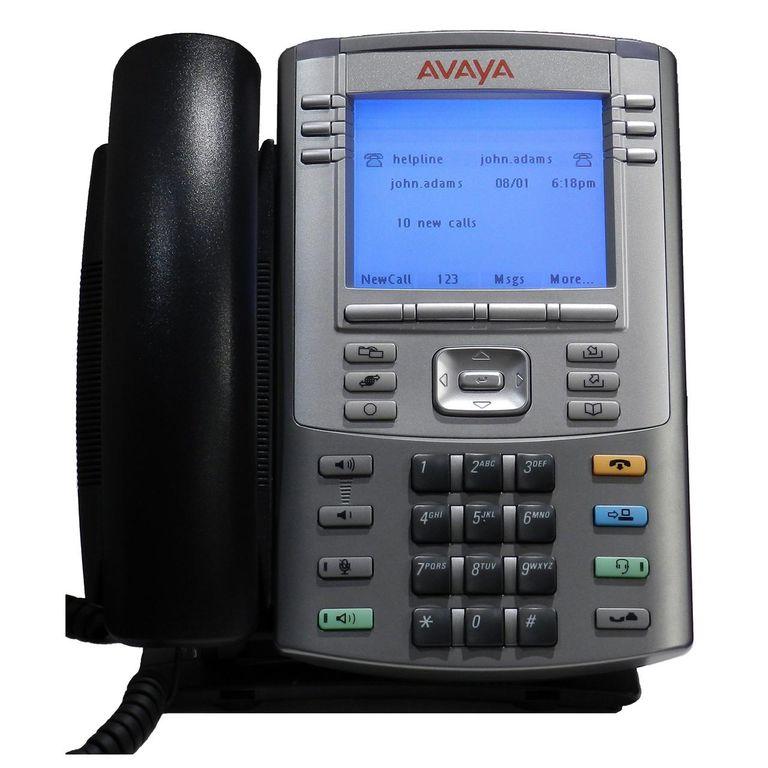 The IP Phone 1140E