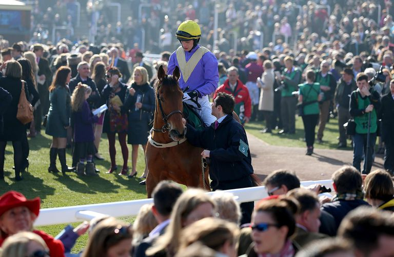 Racegoers Enjoy The Final Day Of Cheltenham Festival.jpg