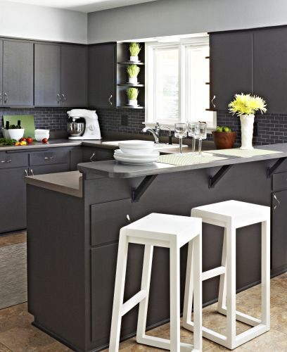 5 Small Kitchen Remodeling Ideas On A Budget: Kitchen Remodeling For Under $10,000