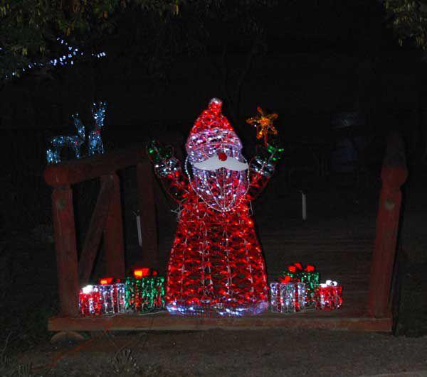 Christmas Light Displays In Phoenix Metro Area