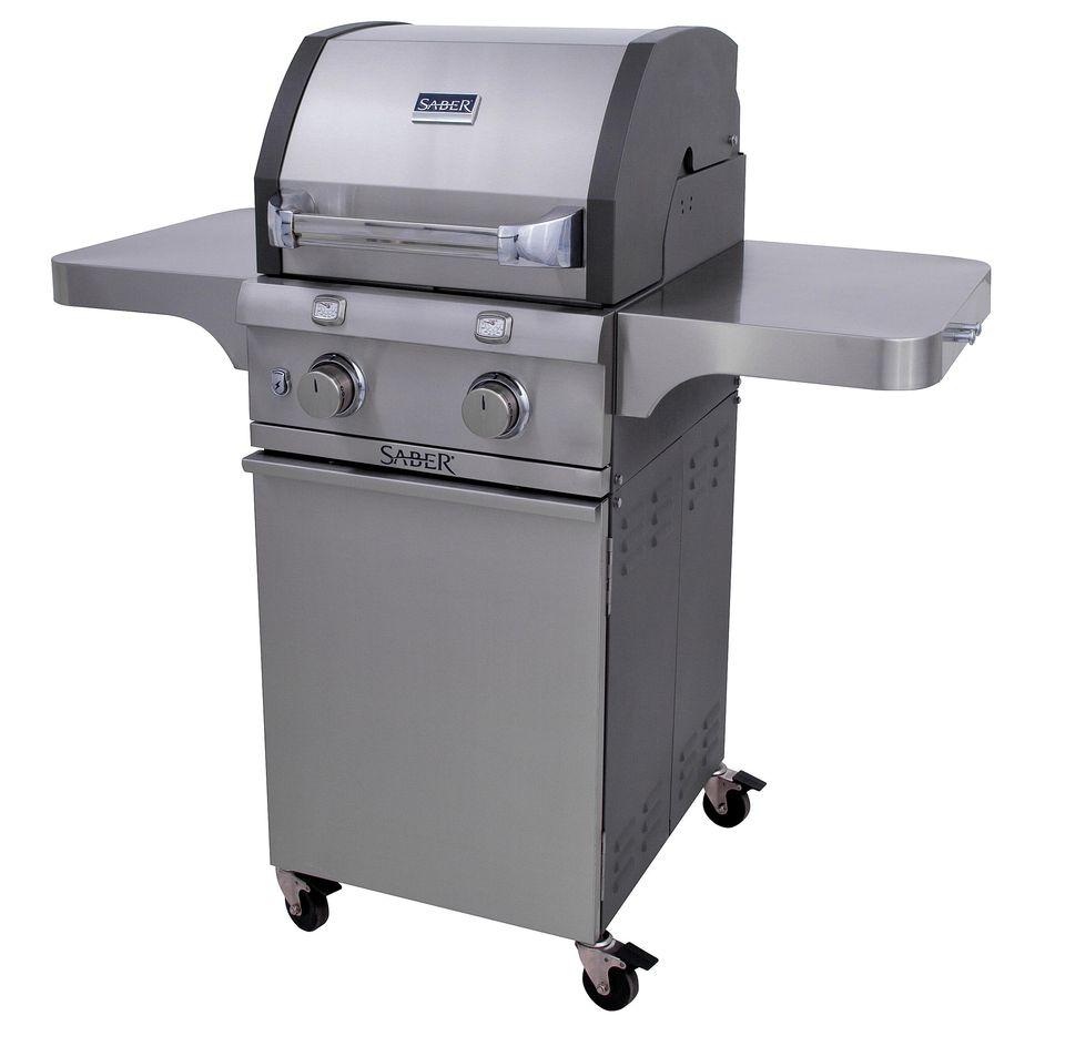 Saber Cast 330 2-Burner Gas Grill Model R33SC0312