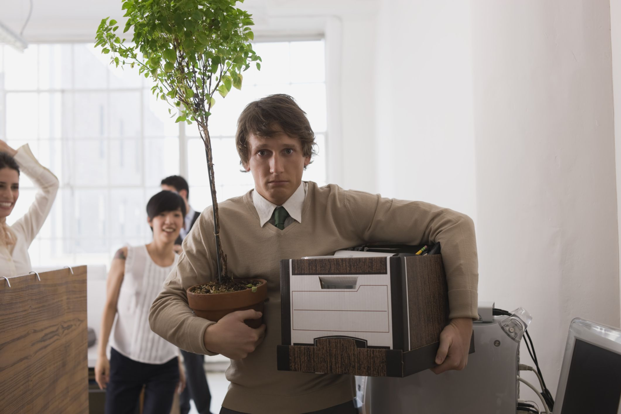 how to cope when coworkers lose their jobs - Losing Job Getting Fired From Job